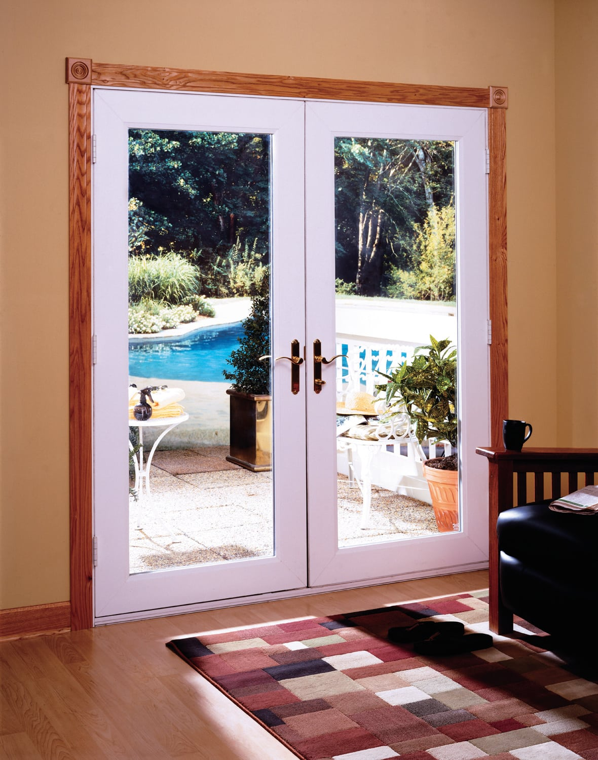 Replacement patio doors conservation construction of texas for French doors for patio