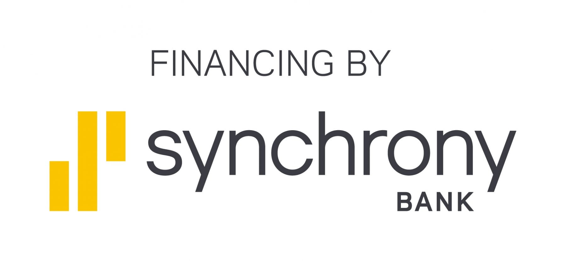 Financing By Synchrony Bank Logo