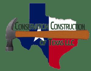 Conservation Construction of Texas Logo