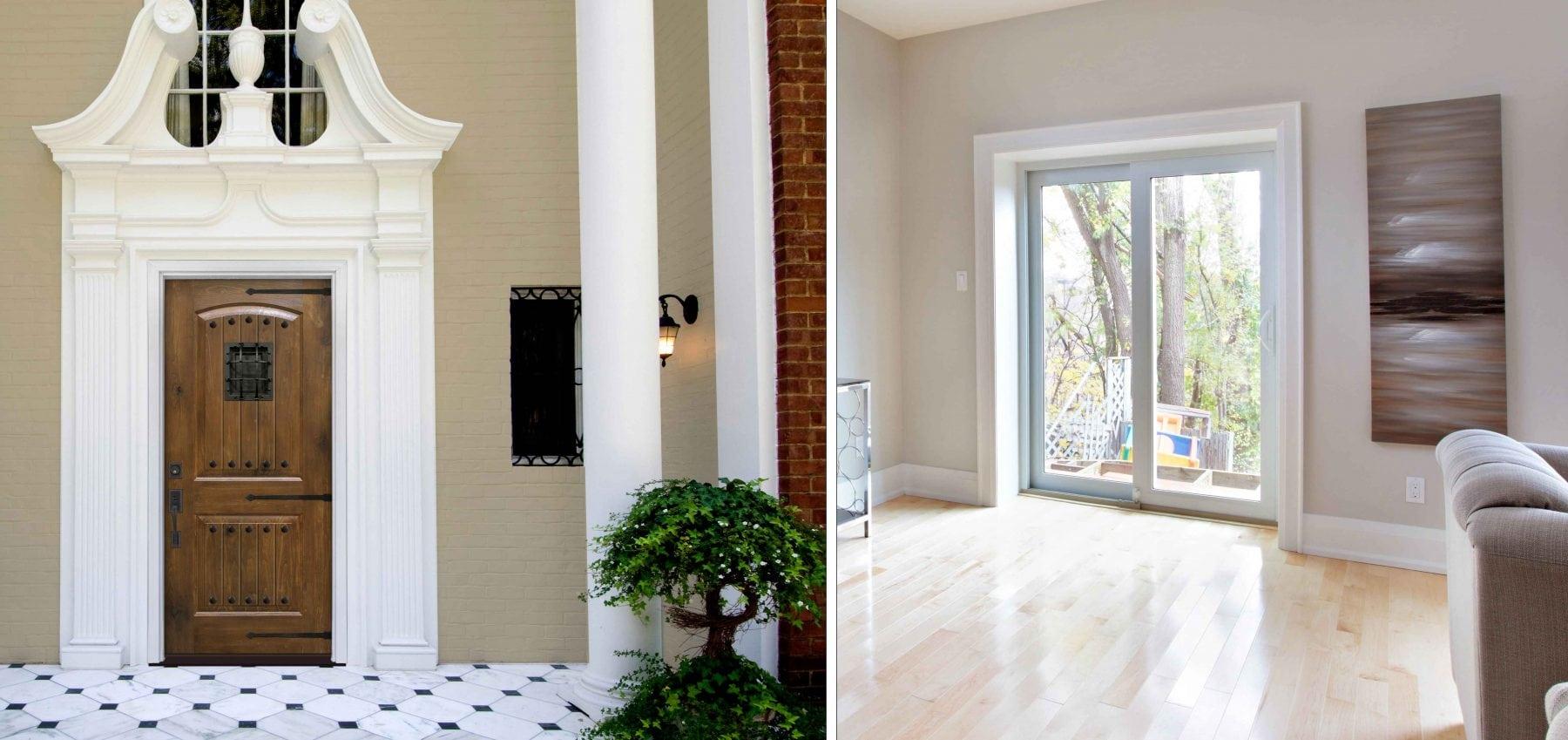 door luxury of image cost sliding patio replacement frame glass saudireiki