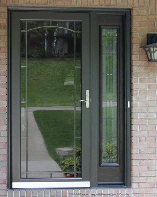 Dallas Decorator Storm Door Conservation Construction Of